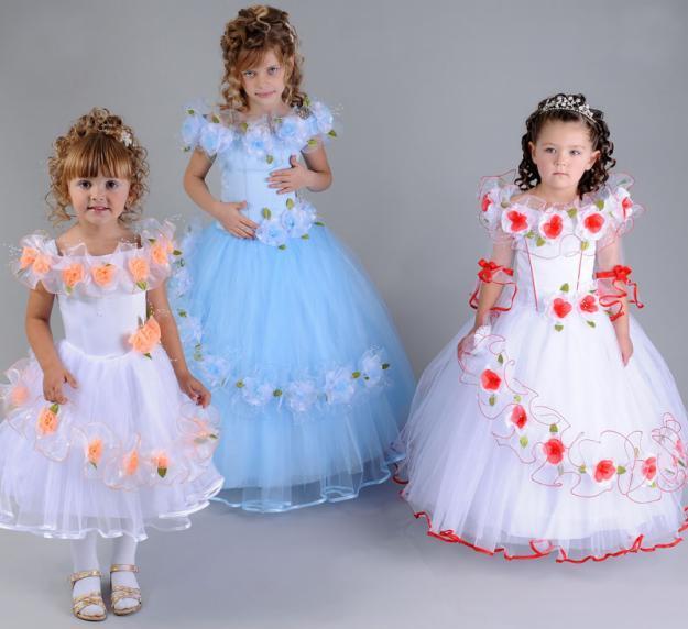 Сшить детское платье своим руками 16